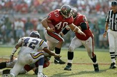 From 1997 to 2002, no one could stop Mike Alstott. (