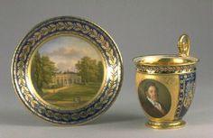 Porcelaines de Sèvres, un art de vivre au XVIIIe siècle - Jardin Secret...