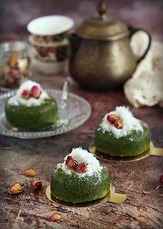 Mafroukeh (Arabic dessert)