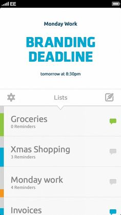 Done App | Awesome Design Inspiration