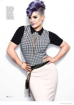 Kelly Osbourne Stars in Glamour Mexico Shoot by Frankie Batista