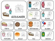 Teckenkartor – Fröken Ljusta Sign Language Book, Sign Language Phrases, Body Preschool, Preschool Songs, Learn Swedish, Swedish Language, School Signs, Farm Theme, Learn Chinese