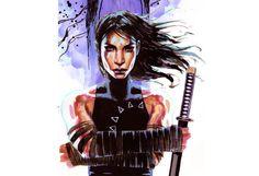 Echo: también conocida como Ronin, y relacionada con Daredevil, es una superheroína de origen latino, que presenta discapacidad auditiva. Es una luchadora y atleta olímpica. Su verdadero nombre es Maya López. Cortesía de Ruth López, vía Guioteca.com