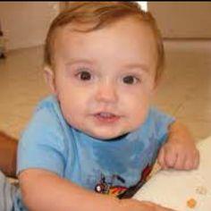 Evan, 15 months old, fractures, brain trauma, broken legs, ribs. Died 2009