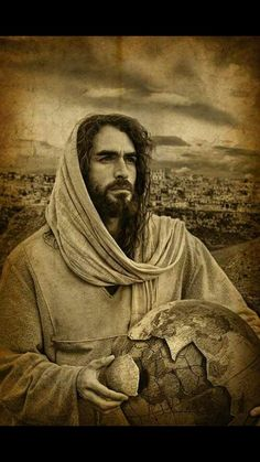 You are...our creator...our potter...we are the clay...mold us...my Lord Jesus...Amen...