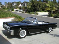 1961 lincoln continental | 1961 Lincoln Continental convertible
