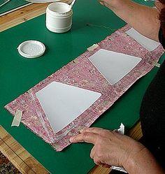tuto diy gabarit pour r aliser un abat jour en papier calque lamps pinterest lampshades. Black Bedroom Furniture Sets. Home Design Ideas