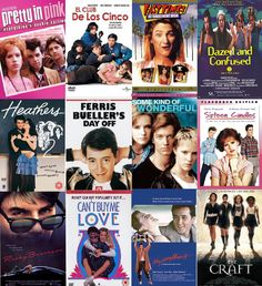 Best Teen Movies of the 80s