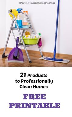 248 Best Cleaning Products Images