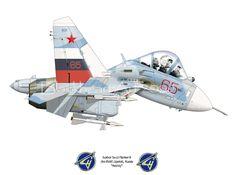 Russian Su27