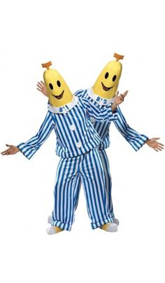 Déguisement ''Banane En Pyjama'' Bananas In Pyjamas™