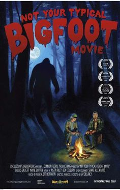 not another bigfoot movie - Google Search