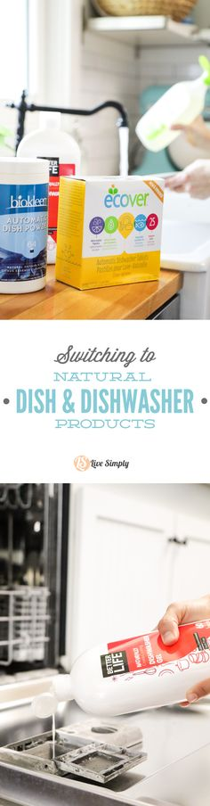 Make the switch from toxic products to more natural options. Easy to find, affordable options that fit every preference and budget.