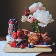 Food Photography par Sonya Yu : Nourriture et Boissons en Fleur