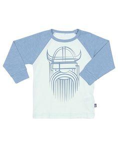 Danefæ Organic Karse langarmet T-shirt