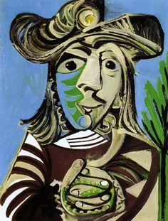 Pablo Picasso - Musketeer, 1969