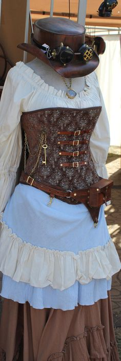 Hey, I found this really awesome Etsy listing at https://www.etsy.com/listing/122333349/custom-steampunk-brown-and-light-blue