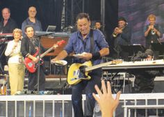 Bruce Springsteen turns 65 on the 23/9/2014.