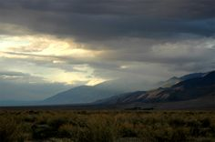 Owens Valley | Owens Valley - Wow!