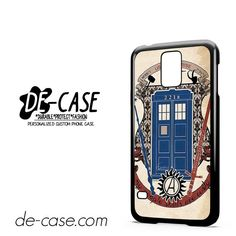 Lord Of The Rings Doctor Who Harry Potter DEAL-6643 Samsung Phonecase Cover For Samsung Galaxy S5 / S5 Mini