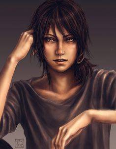 Ymir real life portrait - Attack on Titan - Shingeki no Kyojin // Woooooow!!!