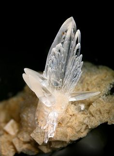 Calcite / Craigs Quarry, Ballymena, Ireland