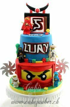 19 Best ninjago cake images | Ninjago party, Lego ninjago cake ...