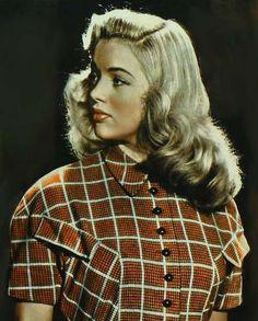 Diana Dors 1952
