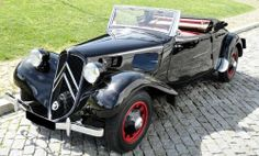 Citroën 11 BL Cabriolet - 1939  #436156
