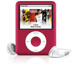 iPod Nano 3rd Generation. My favorite always.