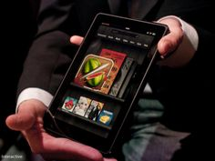 Amazon last night announced the launch of the Kindle Fire in the UK. At the press conference in California, Jeff Bezos, CEO announced that the tablet will go on sale in the UK on October 25.