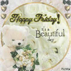 Happy Friday animated weekend friday happy friday tgif friday greeting friday…