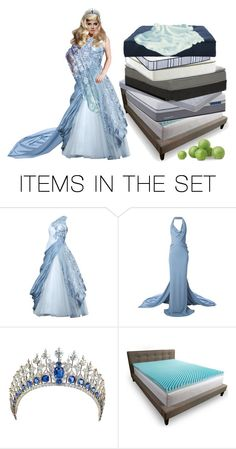 """""""The Princess & the Pea"""" by najoli ❤ liked on Polyvore featuring art"""