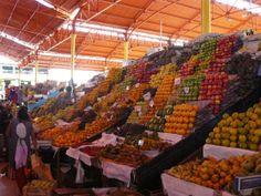 Marché Pérou