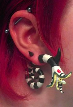 Beetlejuice! Beetlejuice! Beetlejuice! -- Cinematic Ear Gear