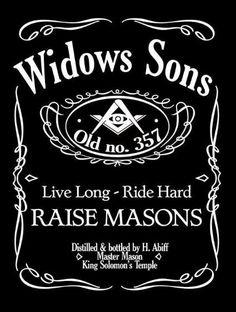 Widows Sons Tshirt by VividInk on Etsy, $25.00