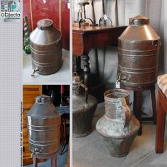 TALHA DE AZEITE com torneira, muito antiga, em chapa..... peça com grandes potencialidades decorativas, num bar, numa cozinha, num hall ou sala com flores, etchttps://www.facebook.com/objecta.segunda.mao/