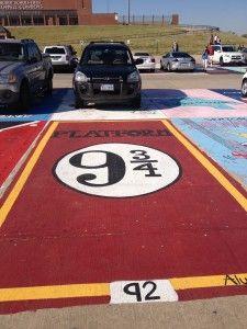 76 Parking Spot Ideas For High School Seniors Parking Spot Parking Spot Painting High School Seniors