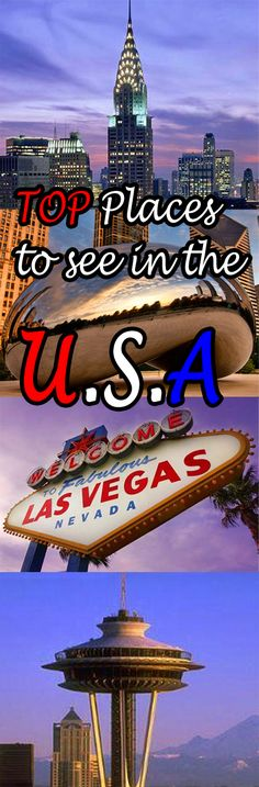 USA Guide and Travel Tips #travelguides #usa