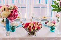 turkus i amarant <3 Wedding Decorations, Table Decorations, Happy Day, Home Decor, Decoration Home, Room Decor, Wedding Decor, Home Interior Design, Dinner Table Decorations