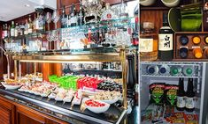 The world's most over-the-top hotel mini-bars