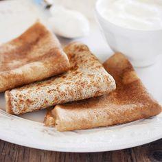 Os crepes de aveia são deliciosos, nutritivos e muito simples de fazer. É por isso que sugerimos 5 receitas imperdíveis, com requeijão, com iogurte, com