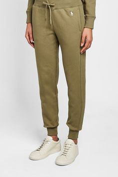 POLO RALPH LAUREN - Cotton-Blend Sweatpants | STYLEBOP