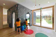 Ясли и детский сад в Японии