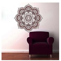 Calcomanías de pared Mandala
