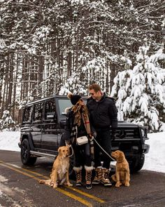 fashion blogger couple wearing matching winter outerwear Luxury Ski Holidays, You Look Fab, Blank Denim, Gucci Marmont, Burberry Scarf, Sorel Boots, Snow Dogs, Snow Fashion, Snowy Mountains