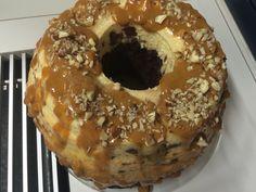 Magischer Schokolade-Flan-Kuchen « Meinigkeiten im Backwahn