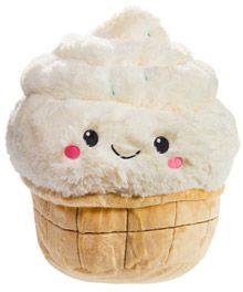 Comfort Food Squishables - Soft Serve Cone