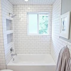 Bathroom Subway Tile Design Endearing Bathroom Design Ideas Pictures Remodeling And Decor  Bath Review