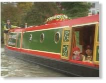 Rosie And Jim - On The Canal Boat Canal Boat, Episode Guide, Bunny, Illustrations, Tv, Summer, Projects, Log Projects, Cute Bunny